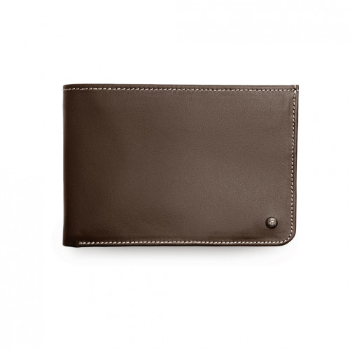 Travel Wallet - Brąz - Biały