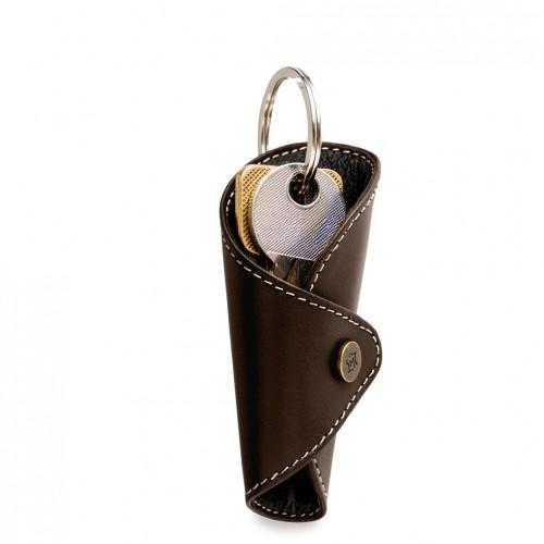 Key Jacket - Brąz - Biały