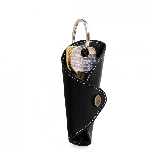 Key Jacket - Black - White