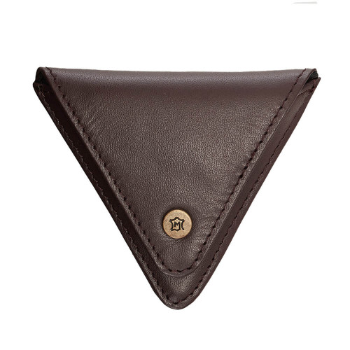Coin Wallet - Brown - Brown