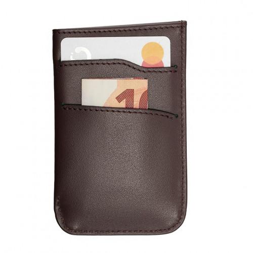 Mini Wallet - Brown - Brown
