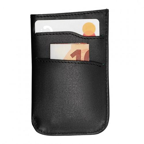 Mini Wallet - Black - Black