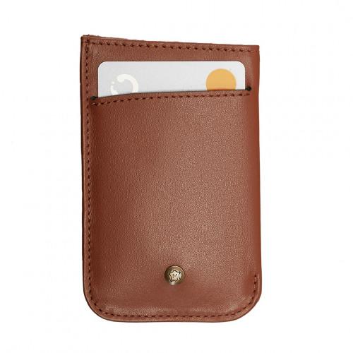Mini Wallet - Cognac - Cognac