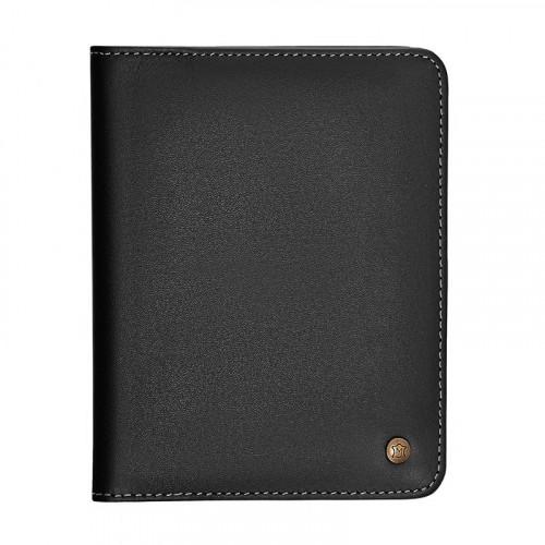 Daily Wallet - Czarny - Biały