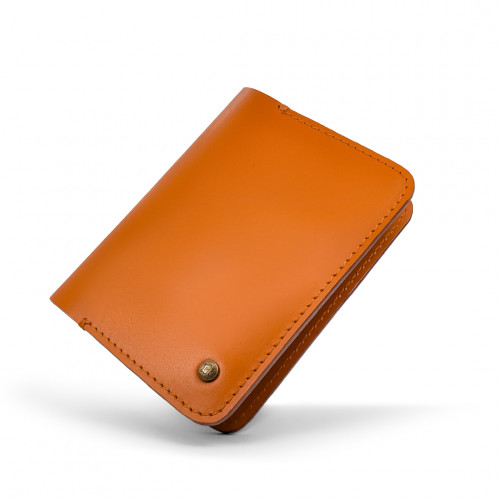 Daily Wallet - Toffee Brown