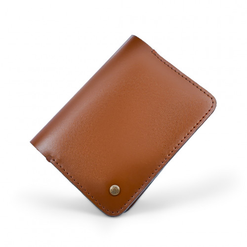 Daily Wallet - Caramel Brown