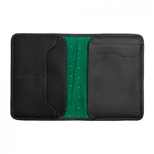 Skórzany portfel męski slim...