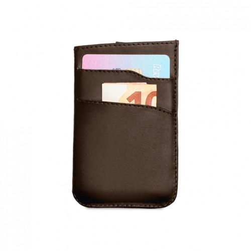 Skórzany portfel slim na...