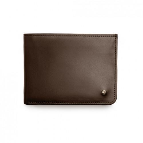 Skórzany portfel slim do...