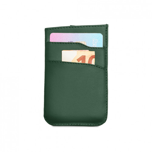 Mini Wallet - Ciemnozielony
