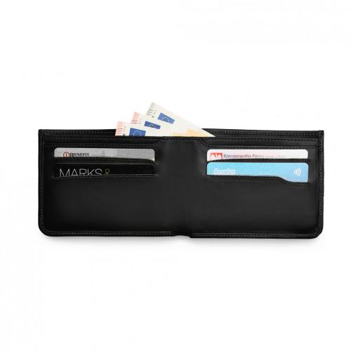 Urban Wallet - Black - Black