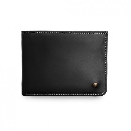 Urban Wallet - Czarny - Biały